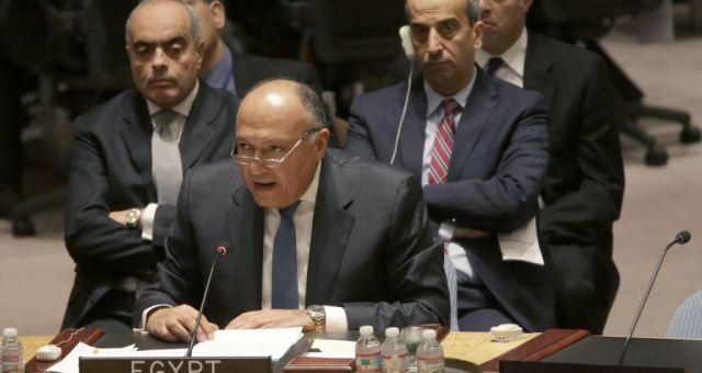 مصر تجدد دعوتها لمحاربة