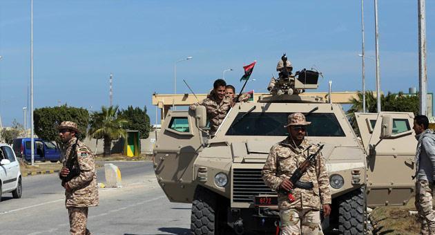ليبيا: تشكيل قوة أمنية مشتركة في سبها