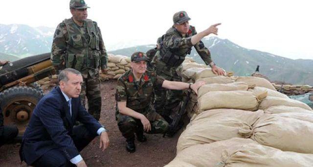 دمشق تندد بتوغل القوات التركية في أراضيها