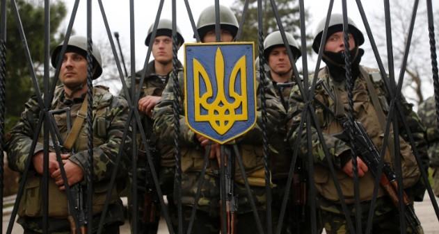 الجيش الأمريكي يدرب جنود أوكرانيا