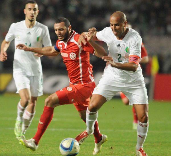 تونس تتراجع والجزائر تحافظ على مركزها بتصنيف الفيفا