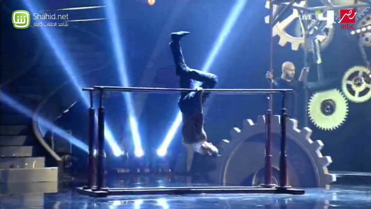 موهبة جزائرية في Arabs Got Talent