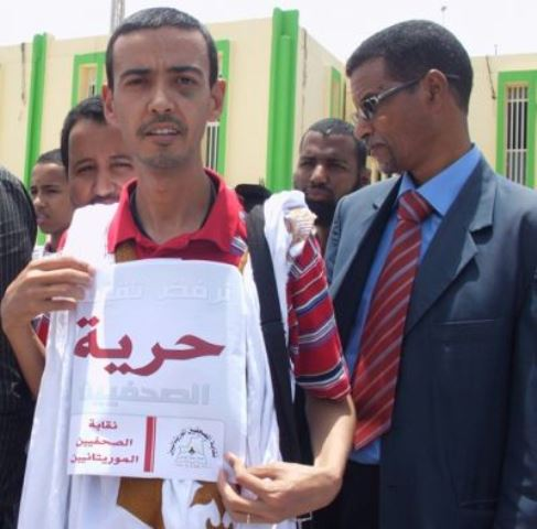 الصحافة الموريتانية تنتفض ضد التضييق على عملها