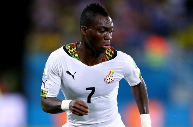 الغاني أتسو أفضل لاعب في كأس افريقيا 2015