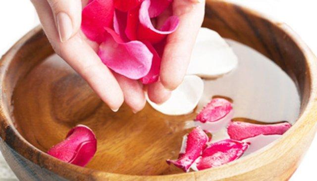 هل تساعد الورود على إنقاص الوزن؟