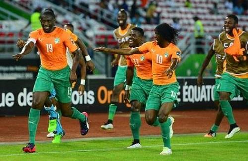 كوت ديفوار تصل لنهائي كأس افريقيا 2015