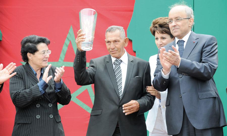 محمد الكورش بطل الدراجة المغربية مسار حافل بالانجازات