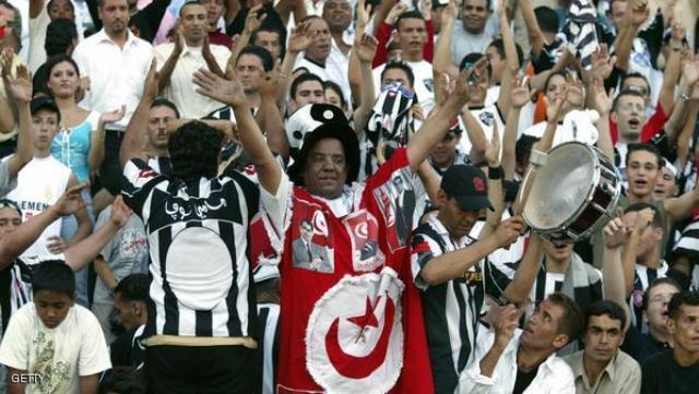 تحديد أعداد وأعمار الجماهير في الملاعب التونسية