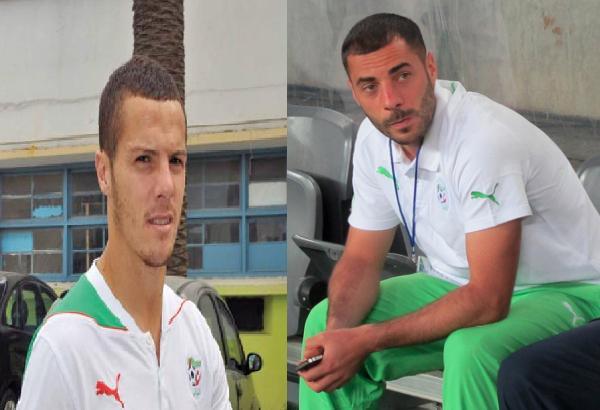 لاعبان جزائريان يفكران في اعتزال اللعب دوليا