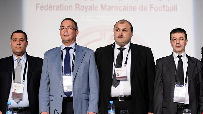 اتفاق لتأسيس العصبة الاحترافية المغربية في مارس