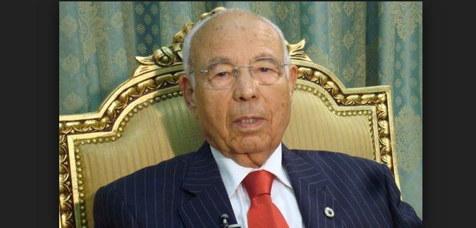 رئيس الجمهورية التونسية يعين لزهر القروي الشابي وزيرا ممثلا شخصيا له