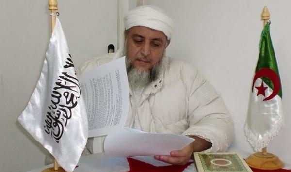 الزعيم السلفي الجزائري عبدالفتاح حمداش: دعوات الإطاحة بالنظام عبر الشارع تهدد الاستقرار