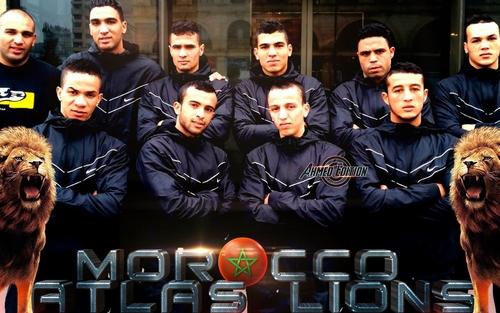 المنتخب المغربي يفوز على شقيقه الجزائري في الملاكمة الاحترافية