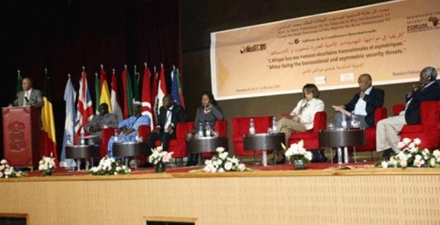منتدى مراكش يدعو إلى التصدي للتهديدات الأمنية المحيطة بالقارة الإفريقية