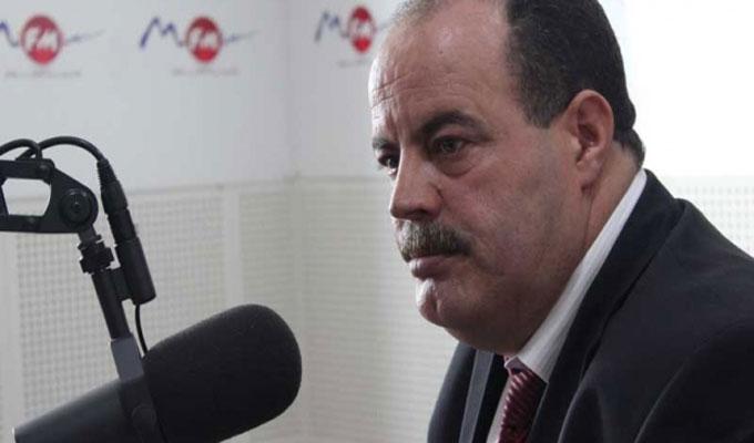 الحزب التونسي يُطالب باقالة وزير الداخلية ناجم الغرسلي