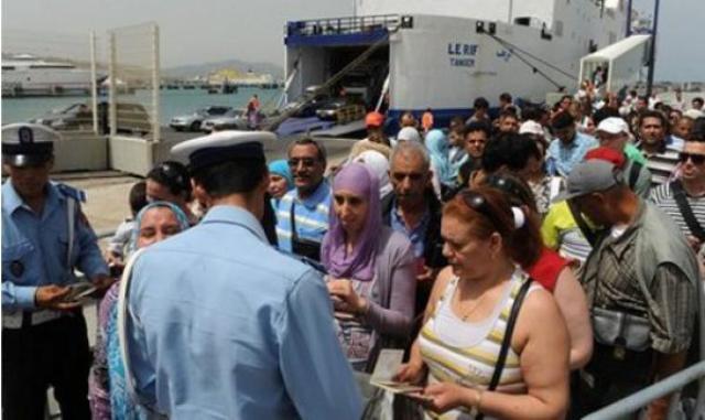 تسجيل تحسن في مداخيل المغاربة المقيمين بالخارج