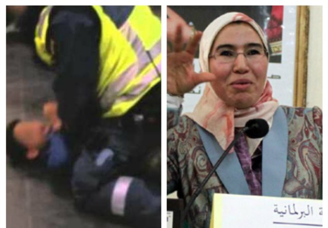 البرلمانية نزهة الوفي تعبر عن إدانتها لاعتداء شرطي سويدي على طفل مغربي