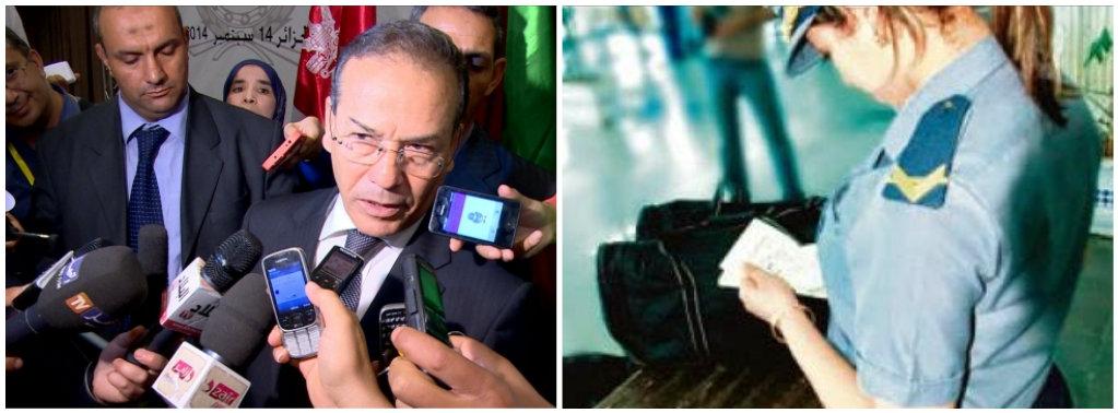 وزير المالية الجزائري يتوعد المتمسكات بارتداء الخمار في العمل بالجمارك