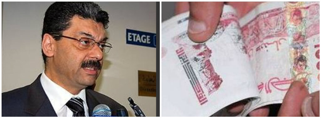 وزير المالية الجزائري ينفي اللجوء إلى أي تخفيض في قيمة الدينار