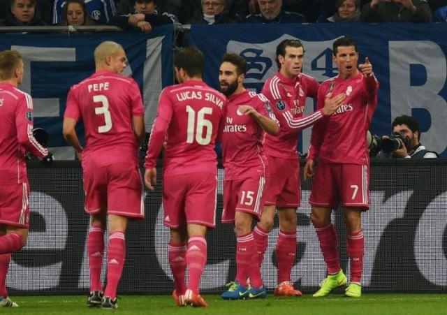 ريال مدريد يقترب من دور ربع أبطال أوروبا