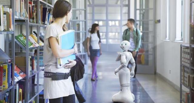 روبوت يقرأ المشاعر بـ 9 آلاف دولار