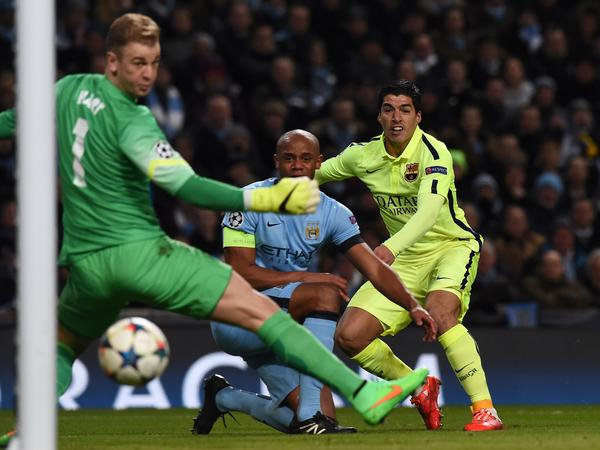 برشلونة يعود بفوز ويوفنتوس يهزم بروسيا