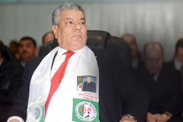 الجزائر..تمرد على زعيم جبهة التحرير الوطني في محافظة الحراش