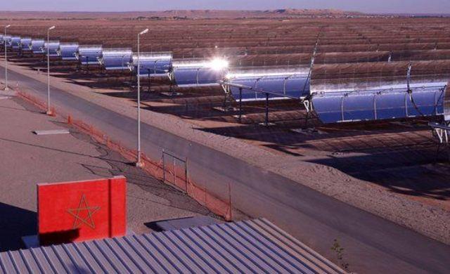 المغرب سيصبح البلد المحتضن لأكبر حقل للطاقة الشمسية في العالم