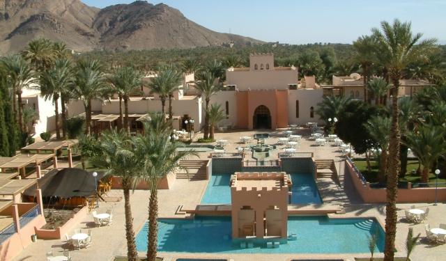 رمال زاكورة ومشاهدها الطبيعية تستقطب الأجانب المقيمين في المغرب