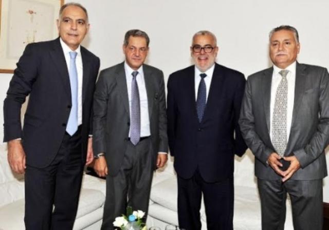أحزاب الأغلبية المغربية: سنواكب المسلسل الانتخابي