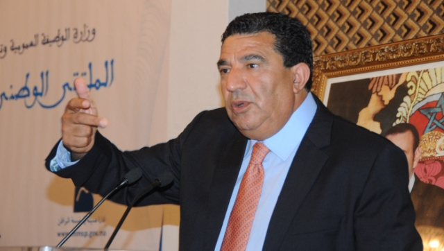 وزير الوظيفة يعرقل مفاوضات العنصر وبنكيران ليخلف أوزين في وزارة الشباب والرياضة