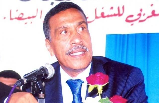 تجديد الثقة في مخاريق أمينا عاما للاتحاد المغربي للشغل