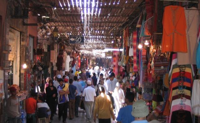 مراكش تتصدر الوجهات  السياحية المفضلة للإسبان خلال عطلة أعياد الفصح