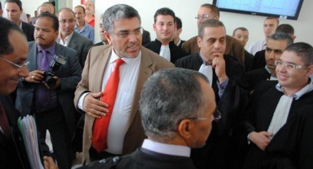 المحامون المغاربة يطرحون أمام وزير العدل الملفات المتعلقة بممارسة المهنة