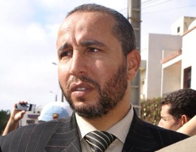 إطلاق سراح مصطفى الريق عضو
