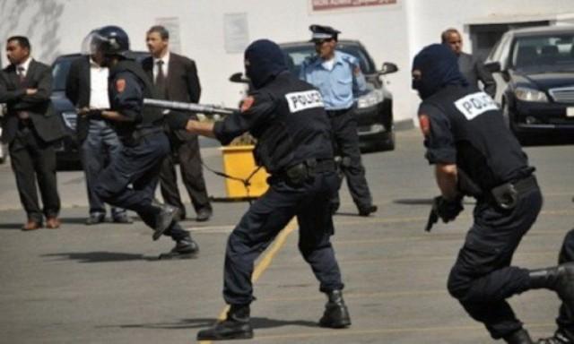 تفكيك خلية إرهابية كانت تستعد لتنفيذ مخطط إرهابي خطير يستهدف زعزعة استقرار المغرب