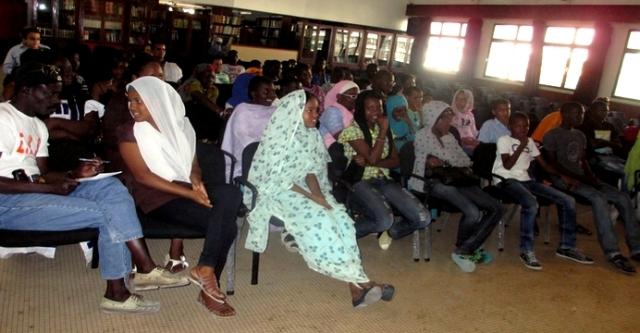 أسبوع للغة الفرنسية في المركز الثقافي المغربي في نواكشوط