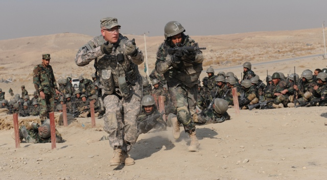 الجيش المغربي يشارك في أكبر مناورات عسكرية ل