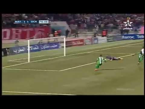 أولمبيك اخريبكة 1 - 1 المغرب التطواني