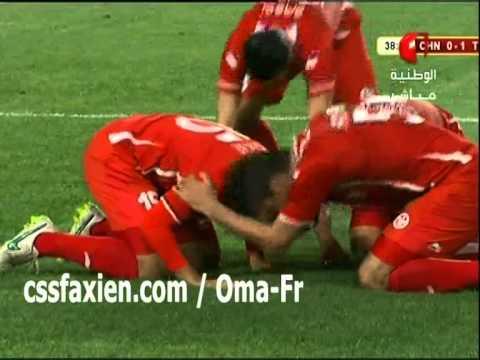 الصين 1 - 1 تونس