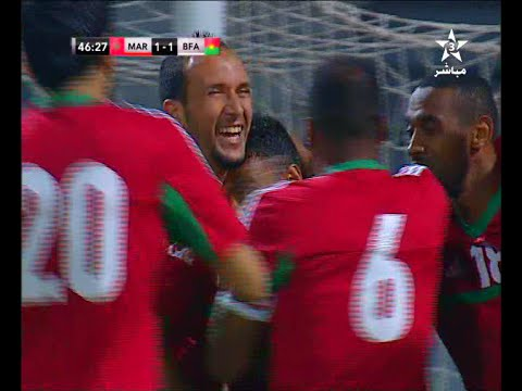 المغرب المحلي - بوركينافاصو 1-2