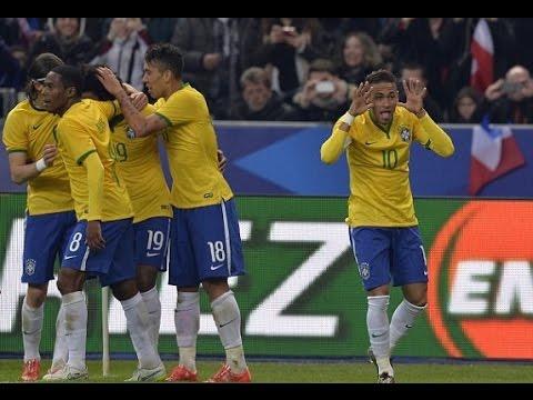 فرنسا-البرازيل :1-3