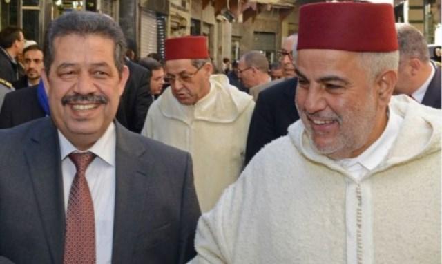 عبد الإله بنكيران يحل ضيفا على حميد شباط في مدينة فاس