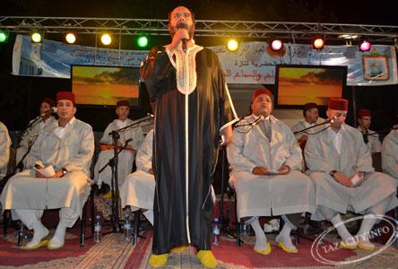 الزجل الصوفي في الأندلس: زجل الششتري (668هـ) نموذجا