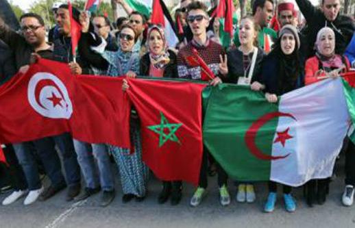 تونس تشهد مسيرة حاشدة بمشاركة زعماء وقادة دول تضامنا مع أحداث باردو