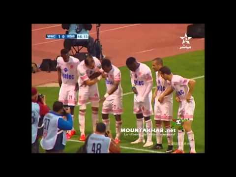 الوداد الرياضي- نهضة بركان:2-0