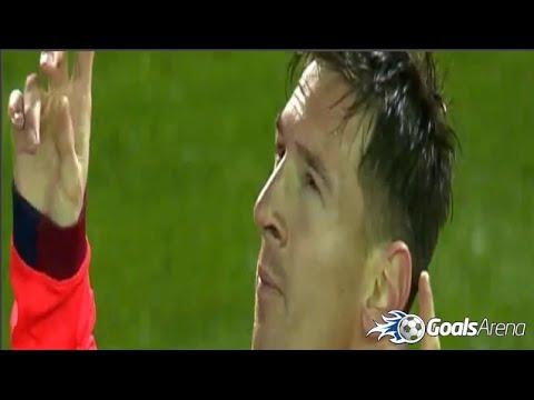 برشلونة وايبار 2-0