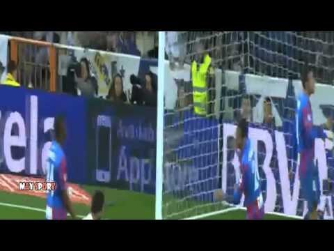 ريال مدريد وليفانتي 2-0