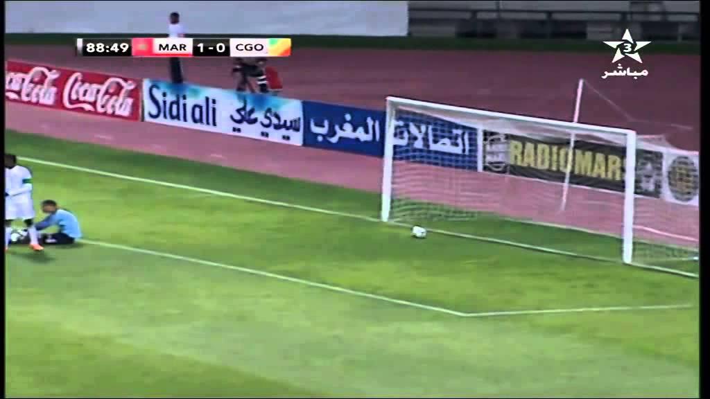 المغرب-الكوتغو : 2-0