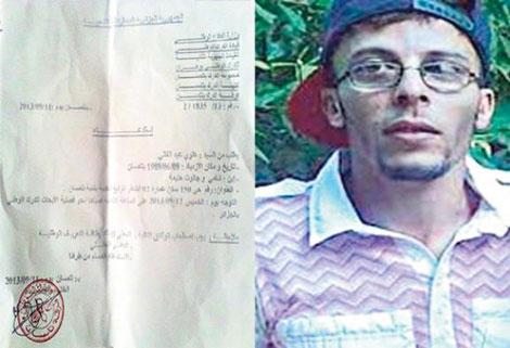 محكمة الجنايات بالجزائر العاصمة تقضي ب6 أشهر حبسا في حق المدون علوي عبد الغني